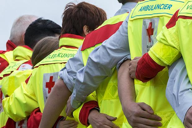 5.000 Rode Kruisvrijwilligers en 4.500 crisisvrijwilligers klaar om WZC's te ondersteunen