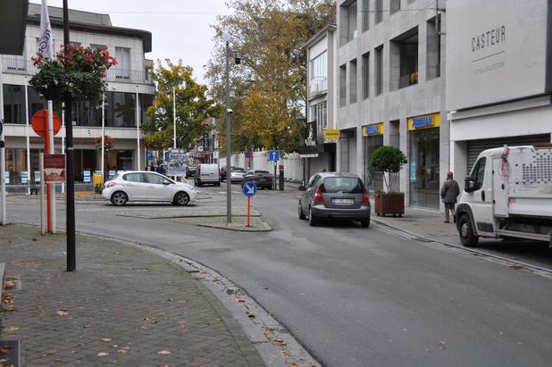 Nieuwe verkeersregels in centrum na heraanleg Markt