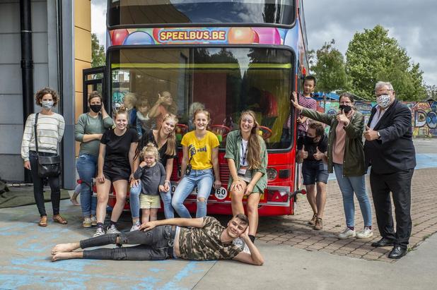 Vakantiewerking 2020 werd met meer dan 1.400 deelnemers groot succes in Roeselare