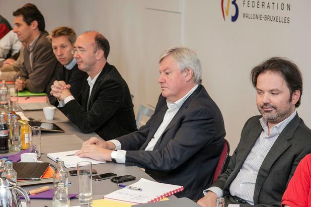 Julien Compère quittera le CHU de Liège pour le poste d'administrateur délégué du groupe Herstal