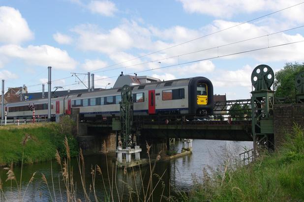 Treinen naar De Panne dit weekend beperkt tot Veurne