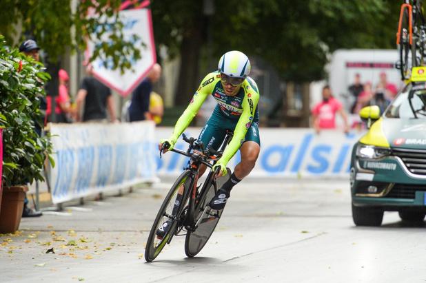 Dagboek uit de Giro - dag 2: vuur, wind en een voorspelde winnaar