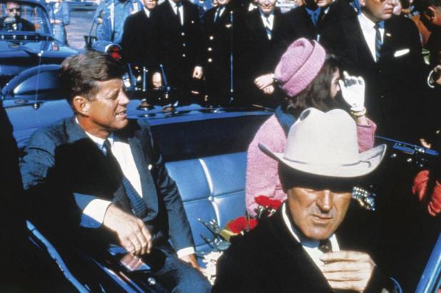 JFK-nostalgie wordt 57