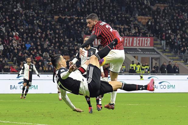 Hoe Cristiano Ronaldo Juventus toch weer op de rails zette
