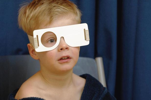 Steeds meer kinderen bij oogarts