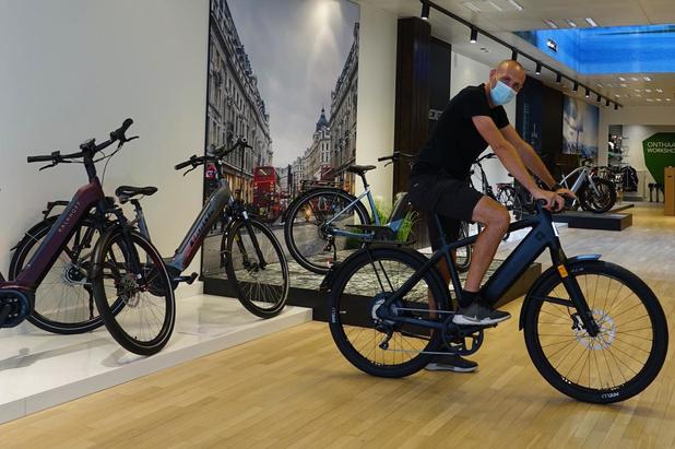 Elektrischefietsenwinkel Cool Electro Cycles opent nieuwe winkel in Kortrijk