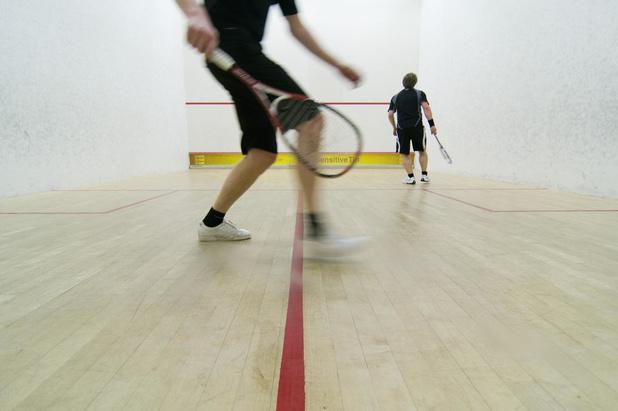 Dit seizoen geen squashwedstrijden meer in competitie