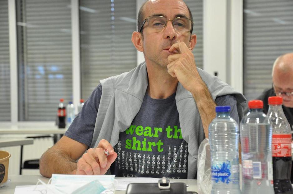 IN BEELD - David Vanholsbeeck uit Assebroek is de Slimste West-Vlaming