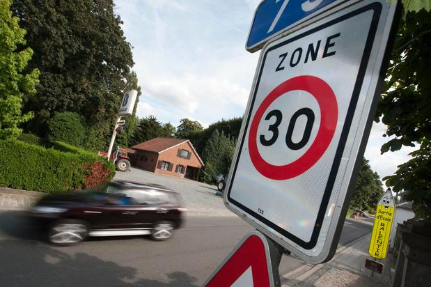 Lokale besturen mogen binnenkort GAS-boetes uitschrijven voor lichte snelheidsovertredingen