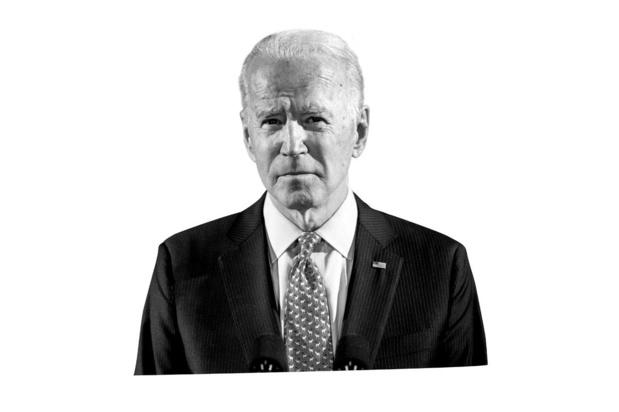 Joe Biden Gevallen held