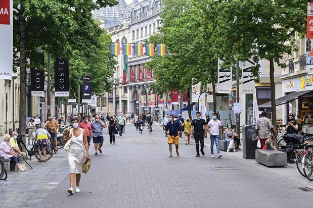 Winkelketens kiezen voor grote steden