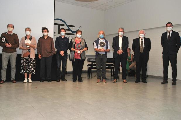 Anne De Meulemeester en Peter Lambert winnen Zultse Cultuurprijs