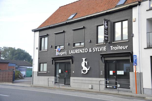 Slagerij Laurenzo en Sylvie in Waardamme sluit na positieve coronatest