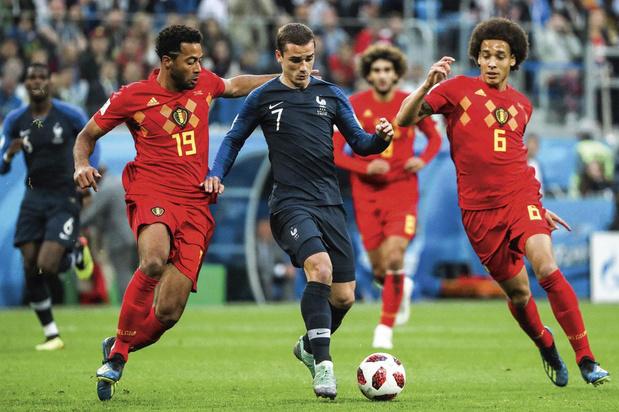 Comment les Diables ont perdu la demi-finale du Mondial 2018