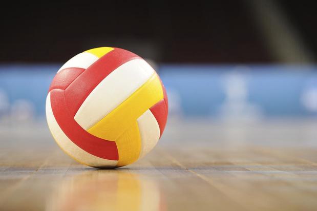 Geen kampioenen in het volleybal, wel reekshervorming