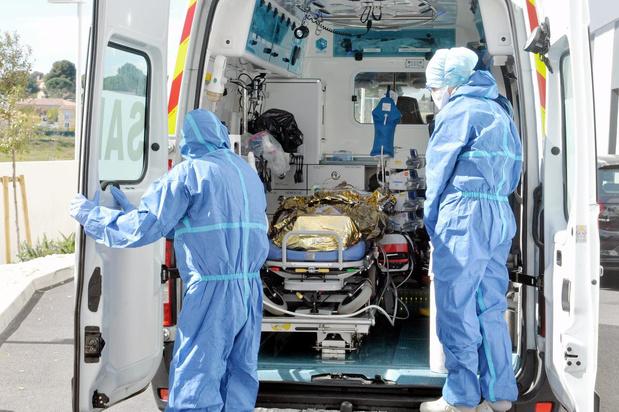 Le plan de répartition entre hôpitaux reste en phase 0