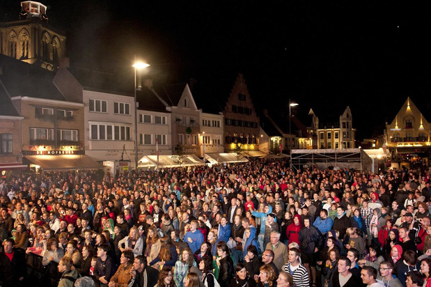 Belpop in Poperinge: Ontdek de recente muziekgeschiedenis van de Hoppestad