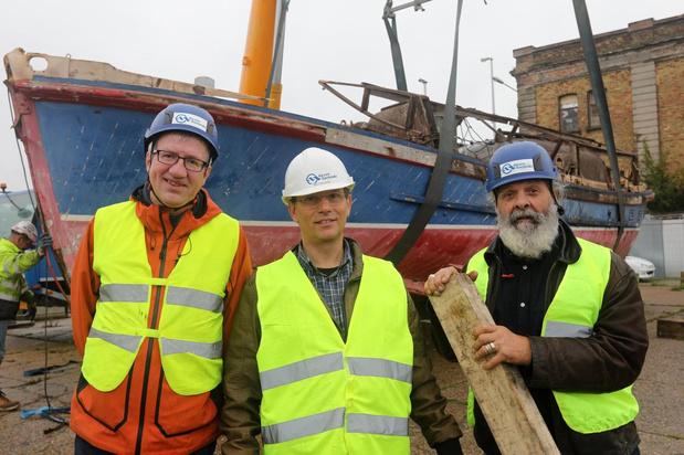 Wie wordt peter of meter van stukje reddingsboot Watson III?
