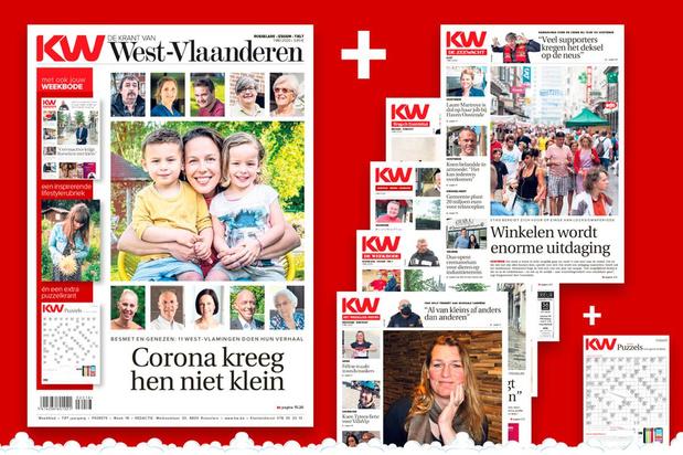 Besmet en genezen: KW pakt uit met krant vol openhartige getuigenissen