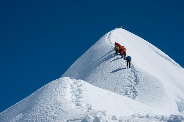 Op zoek naar de ziel van de sherpa's, de bewakers van de Himalaya