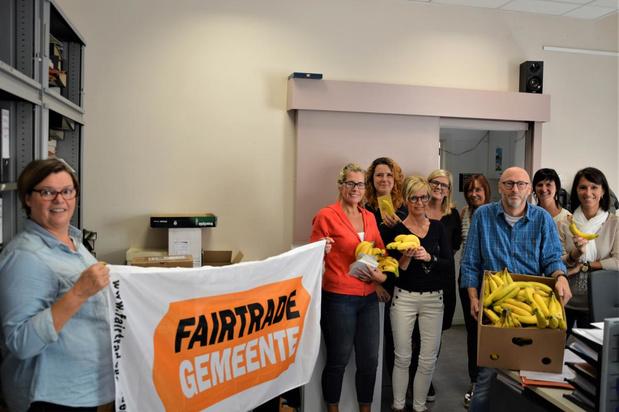 Blankenberge viert 'Week van de Fair Trade'