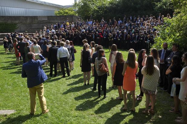 Scholen kunnen voor juli proclamatie organiseren met maximum 100 mensen