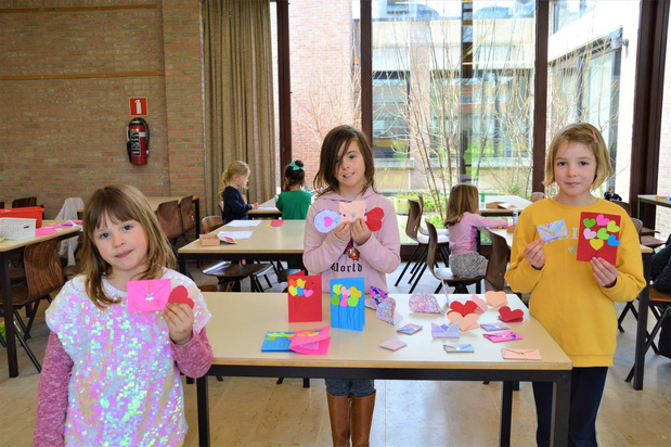 Schoolopvang basisschool Einstein in de bres voor ouderen en zorgverleners