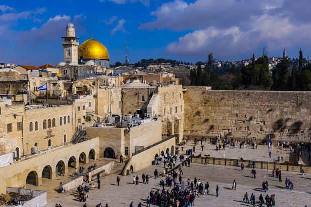 Israël gaat treinstation bouwen in de buurt van de Klaagmuur