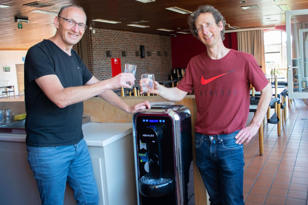Wevelgem installeert drinkwatertappunten in gemeentelijke gebouwen