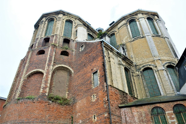Restauratie van twee torens aan Leuvense Sint-Michielskerk klaar