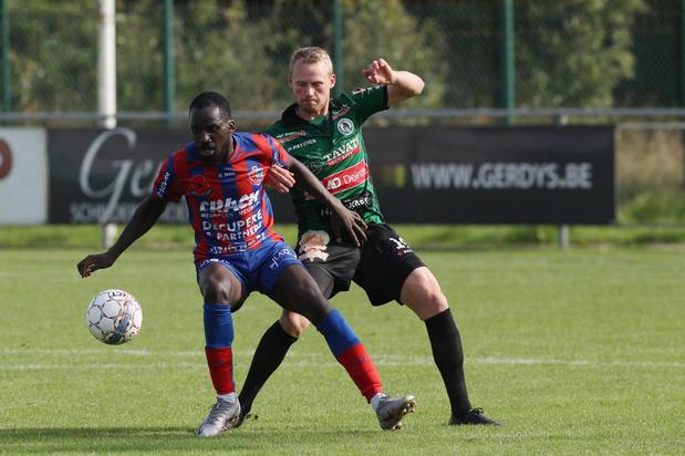 KVK Westhoek laat kans op gelijkspel liggen