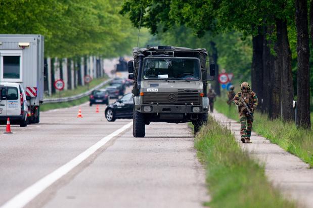 Militaire veiligheidsdienst heeft geen toegang tot eigen databank