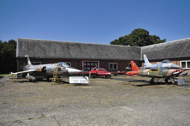 Beauvechain: un musée à la gloire des ailes belges