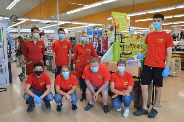 Burgemeester De Haan wil mondmasker verplichten in supermarkt