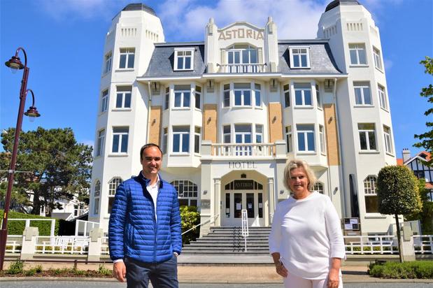 Hotel uit De Haan legt met actie #thankanurse zorgpersoneel in de watten