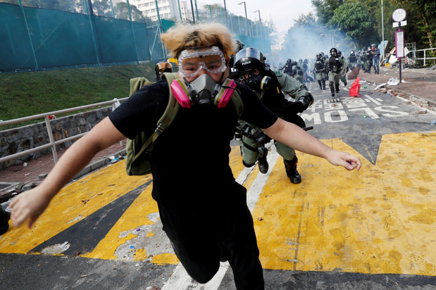 Regering Hongkong wil omstreden veiligheidswet versterken
