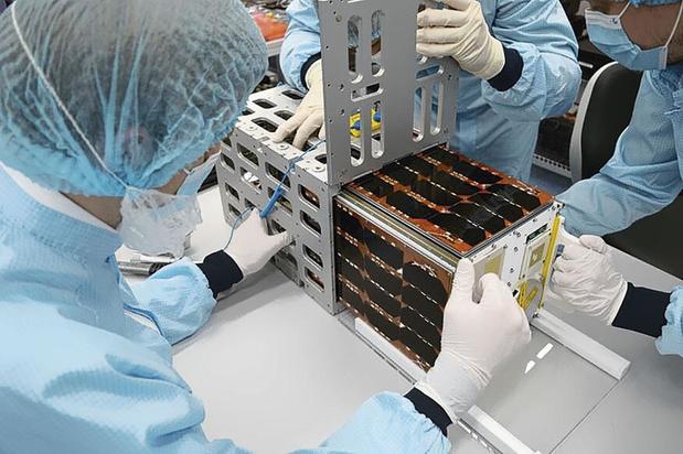 Un premier lancement pour Aerospacelab