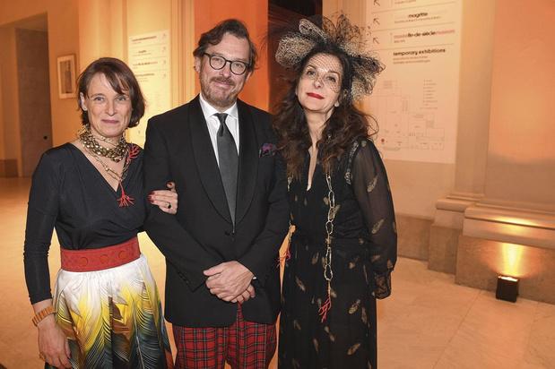 Gala pour les Musées royaux des Beaux-Arts