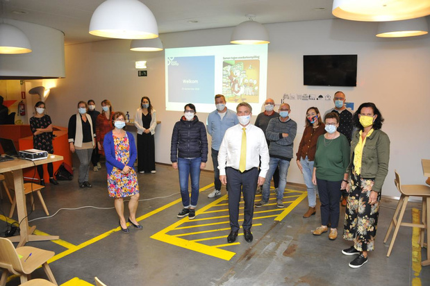 Workshops helpen deelnemers om voedselverspilling tegen te gaan