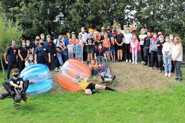 Oudenburgse jeugdvereniging Rode Valken houdt coronaproof startdag