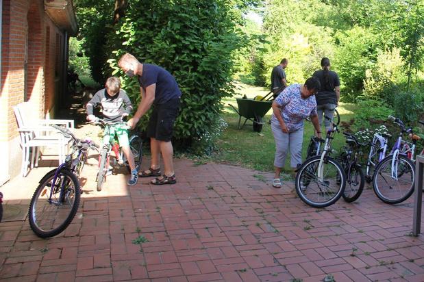 Beweging.net van start met de fietsbieb