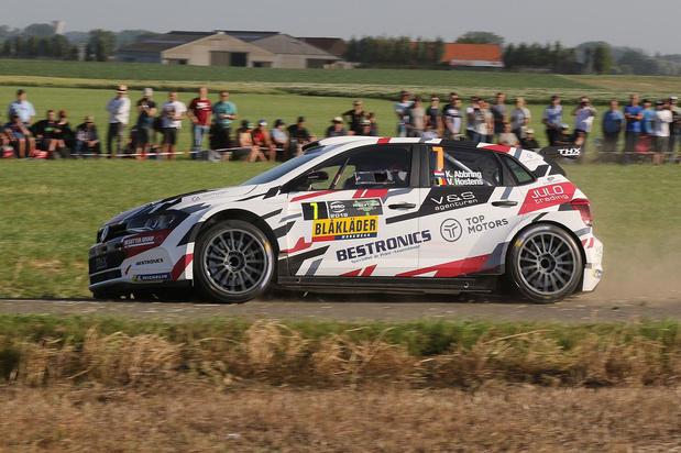 Jan Yperman Ziekenhuis voorziet 2.500 covid-testen tijdens de Renties Ypres Rally Belgium