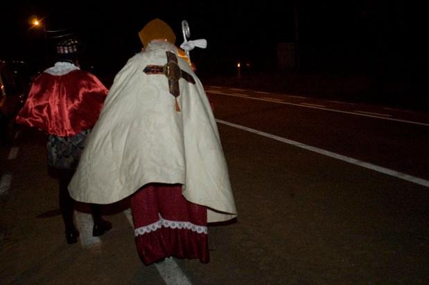 Jeugddienst verwelkomt Sinterklaas via Facebook