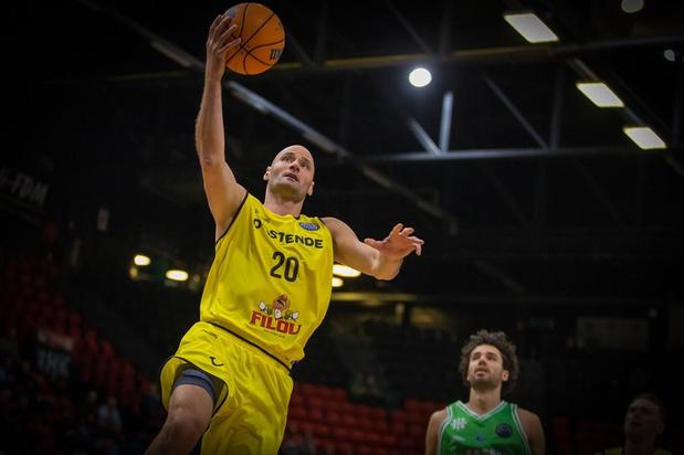 Basketseizoen van Filou Oostende vangt pas begin november aan