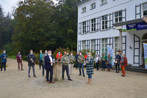 Brugge viert Week van het Bos met nieuwe publicatie 'Brugse Stadsbossen'