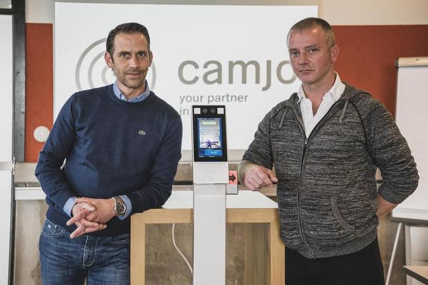 Harelbeekse firma Camjo haalt dankzij Corostop mensen met koorts er zo tussenuit