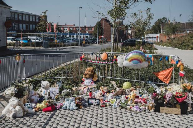 Tijdens spits geen vrachtwagens meer aan Zwevegemse school met dodelijk ongeluk