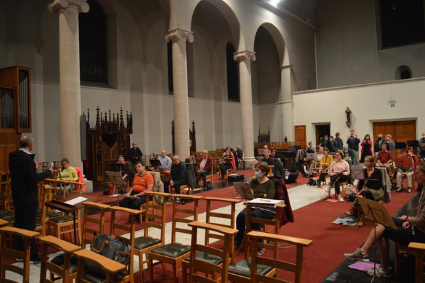 Herbestemming kerken wordt versneld: Wijnberg- en Sint-Theresiakerk worden repetitieruimtes
