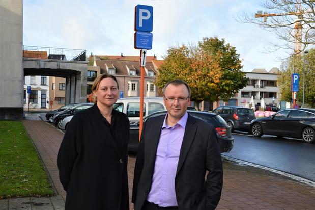 Blankenberge verspreidt enquête over parkeerbeleid
