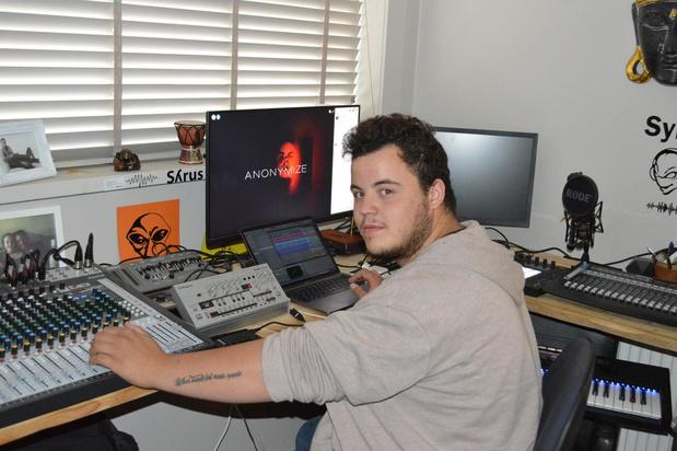 Jesse Rosseel alias DJ Anonymize wil internationaal doorbreken